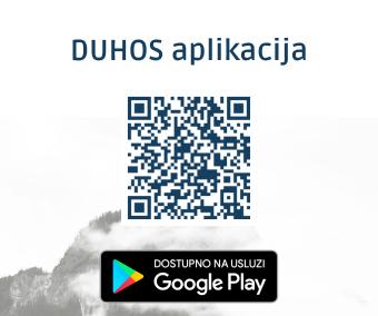 Duhos app QR