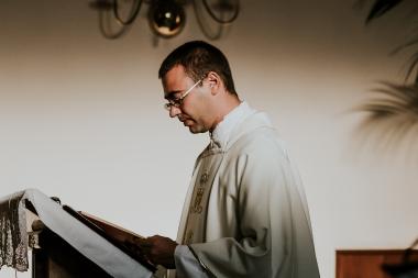 Mario Žigman - studentski kapelan